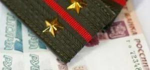 Пособие женам военнослужащих по контракту