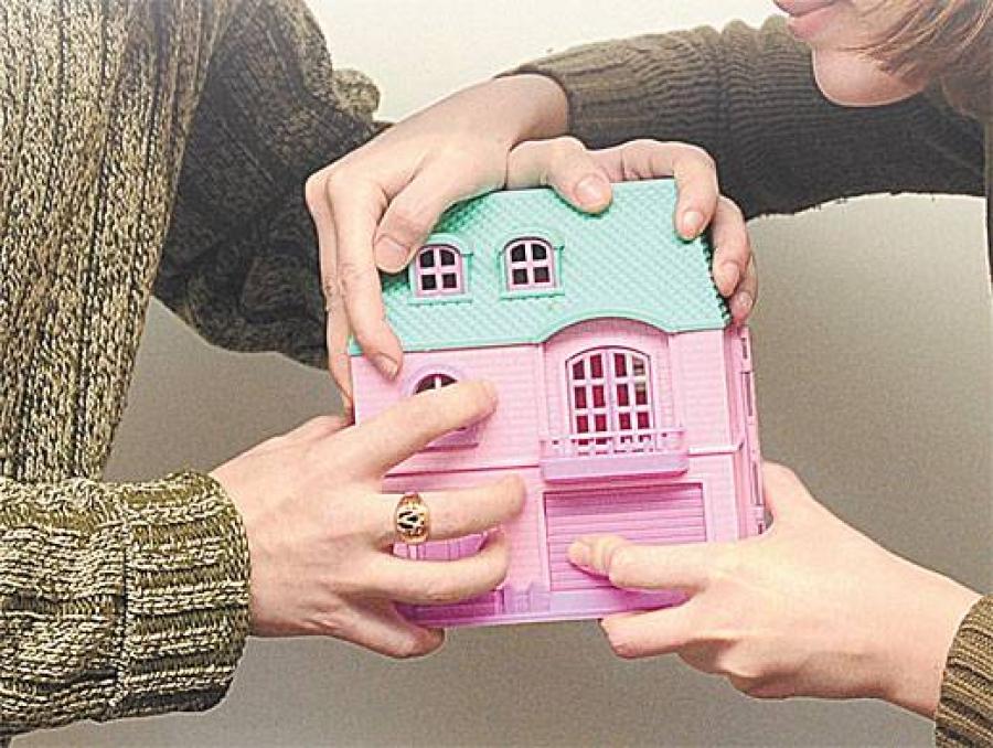 интуиция, раздел приватизированной квартиры при разводе если есть несовершеннолетний ребенок получим всю