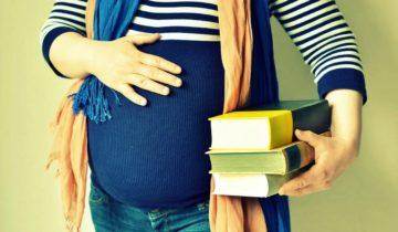 Пособия по беременности и родам студентам