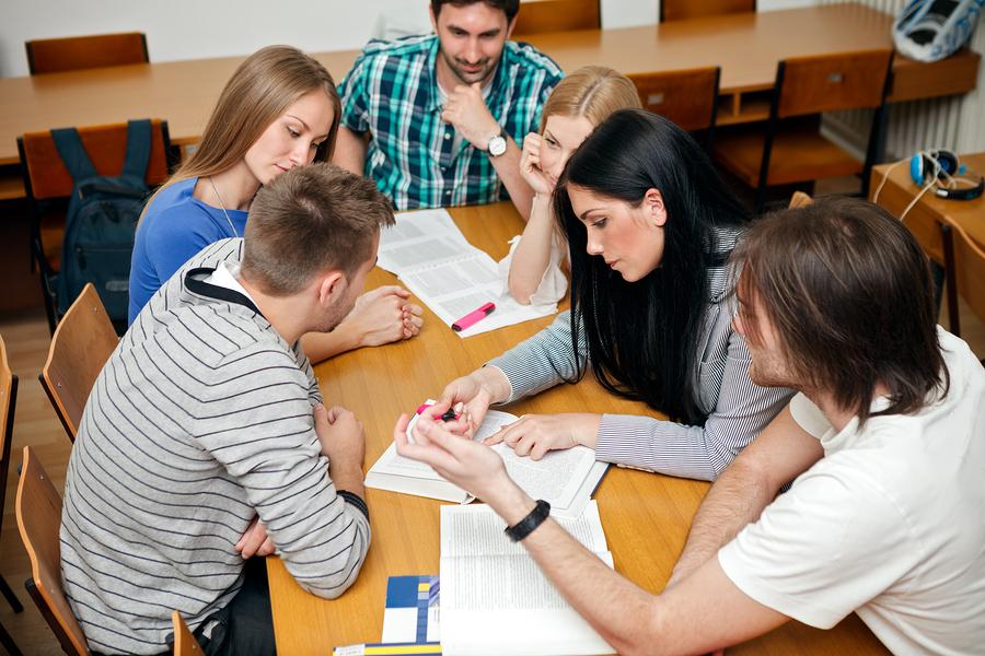 Групповой смотреть студенты