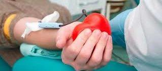 Выплаты донорам крови в Санкт-Петербурге и Ленинградской области в 2019 году