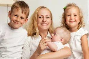 Ежемесячное Пособие на Третьего ребенка до 3 лет и последующих детей
