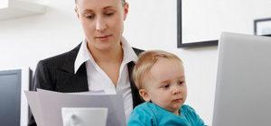 Увольнение женщины с ребенком до 3х лет