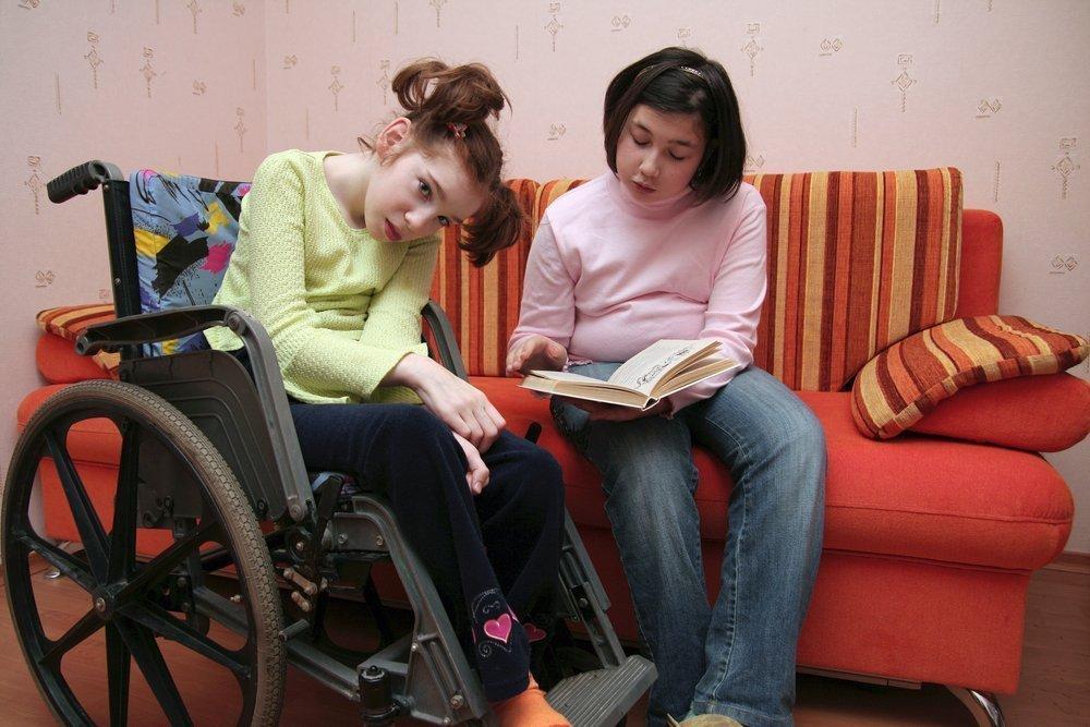 Скидки детям инвалидам