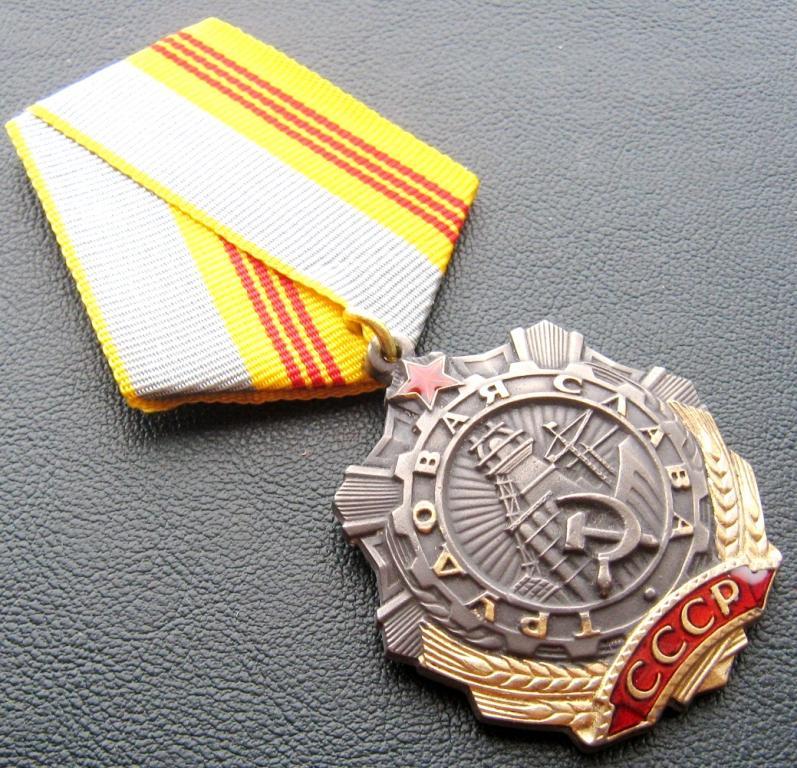 Орден трудовой славы льготы