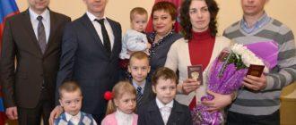 Льготы и компенсации многодетным семьям в Смоленске и Смоленской области в 2019 году