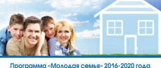 """Программа """"Молодая семья"""" в Тамбове и Тамбовской области в 2019 (условия, документы, выплаты)"""