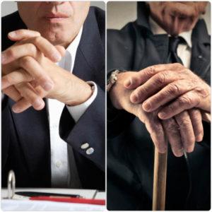 Возраст выхода на пенсию работников госструкту