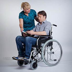 Пенсия работающим инвалидам