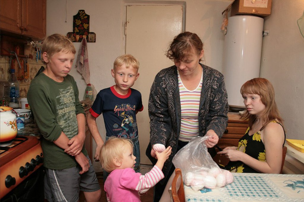 Что такое малообеспеченная семья в россии