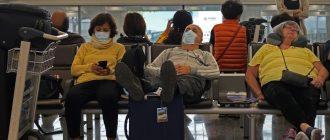 "Государство больше не будет помогать туристам в ""ловушке"" за рубежом из-за коронавируса"